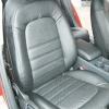 Черные авточехлы для Audi A4 2007 №10