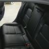 Чехлы для Audi A4 B8 из черной экокожи №3
