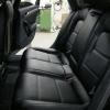 Чехлы для Audi A4 B8 из черной экокожи №4
