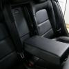 Чехлы для Audi A4 B8 из черной экокожи №7