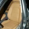 Бежевые чехлы Audi A4 №1