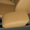 Бежевые чехлы Audi A4 №2