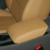 Бежевые чехлы Audi A4 №3