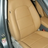 Бежевые чехлы Audi A4 №4