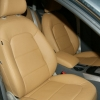 Бежевые чехлы Audi A4 №5