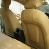 Чехлы для Audi A5 из бежевой экокожи Dakota №10