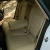 Чехлы для Audi A5 из бежевой экокожи Dakota №13