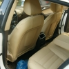 Чехлы для Audi A5 из бежевой экокожи Dakota №14