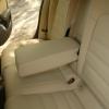Чехлы для Audi A5 из бежевой экокожи Dakota №15