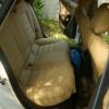 Чехлы для Audi A5 из бежевой экокожи Dakota №17