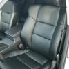 Черные чехлы уровня перетяжки для Honda Accord 2012