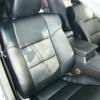 Черные чехлы уровня перетяжки для Honda Accord 2012 №2