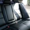 Черные чехлы уровня перетяжки для Honda Accord 2012 №4