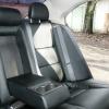 Черные чехлы уровня перетяжки для Honda Accord 2012 №5