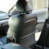 Черные чехлы уровня перетяжки для Honda Accord 2012 №8