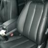 Черные чехлы с утяжкой для Mazda CX 7 №1