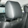 Черные чехлы с утяжкой для Mazda CX 7 №