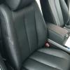 Черные чехлы с утяжкой для Mazda CX 7 №4