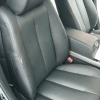 Черные чехлы с утяжкой для Mazda CX 7 №5