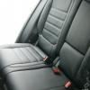 Авточехлы из черной экокожи для Volkswagen Tiguan 2011 №4