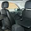 Авточехлы из черной экокожи для Volkswagen Tiguan 2011 №9
