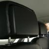 Авточехлы из черной экокожи для Volkswagen Tiguan 2011 №11