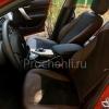 Чехлы для BMW 1 F20 из экокожи и алькантары №1