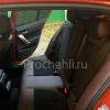 Чехлы для BMW 1 F20 из экокожи и алькантары №5