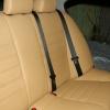 Бежевые чехлы для BMW 318 90er №5