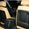 Бежевые чехлы для BMW 318 90er №7