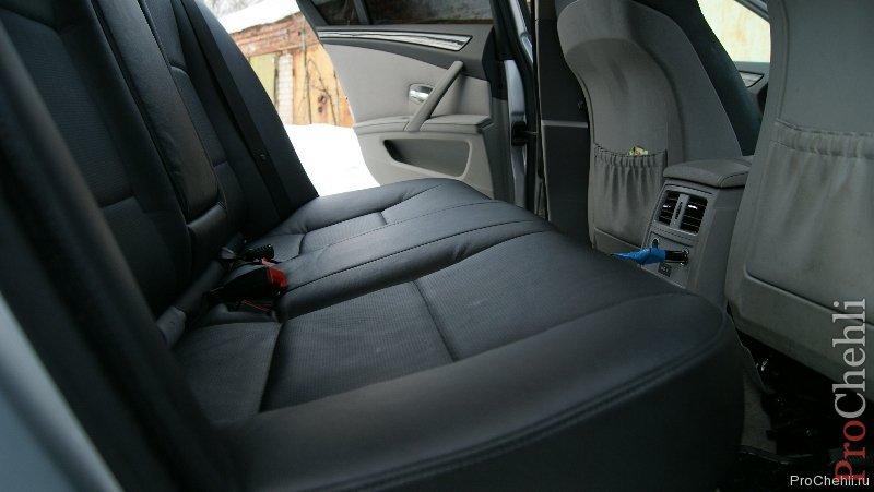 Чехлы для BMW 520 60er
