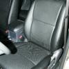 Черные авточехлы на BMW 520 60er №1