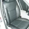 Черные авточехлы на BMW 520 60er №2