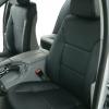 Черные авточехлы на BMW 520 60er №3