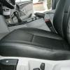 Черные авточехлы на BMW 520 60er №4