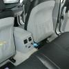 Черные авточехлы на BMW 520 60er №5