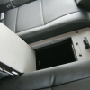 Черные авточехлы на BMW 520 60er №8
