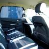 Черно-белые авточехлы с фиолетовой строчкой для Ford S-MAX №4