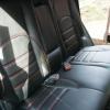 Черные чехлы с красной строчкой для Hyundai Tucson №1