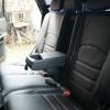 Черные чехлы с красной строчкой для Hyundai Tucson №3
