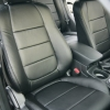 Черные авточехлы для Mazda CX 5 2014