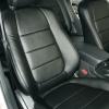 Черные авточехлы для Mazda CX 5 2014 №1