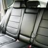 Черные авточехлы для Mazda CX5 2014 №4