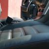 Чехлы из черной экокожи Chevrolet Captiva №3