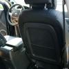 Чехлы из черной экокожи Chevrolet Captiva №4