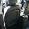 Чехлы из черной экокожи Chevrolet Captiva №11