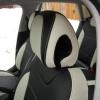 Чехлы из экокожи для сидений Citroen C4 New №3