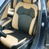 Черно-бежевые авточехлы для Citroen C5 №1