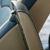 Черно-бежевые авточехлы для Citroen C5 №3