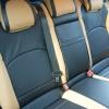 Черно-бежевые авточехлы для Citroen C5 №6